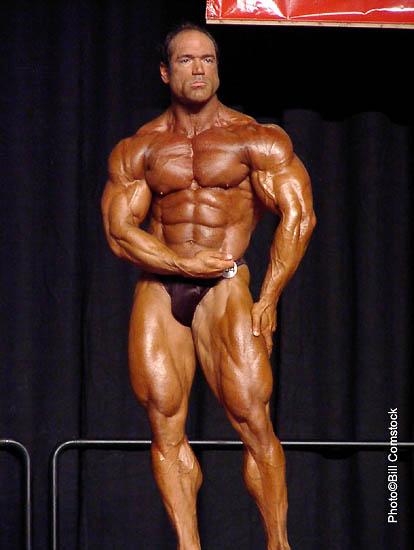 Rusty Jeffers - National Bodybuilding Championships - NPC 2002