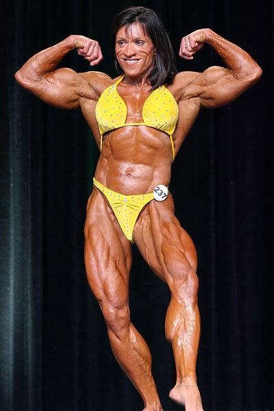 Extrem Bodybuilding Frauen