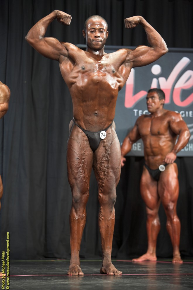 Funked up vascularity
