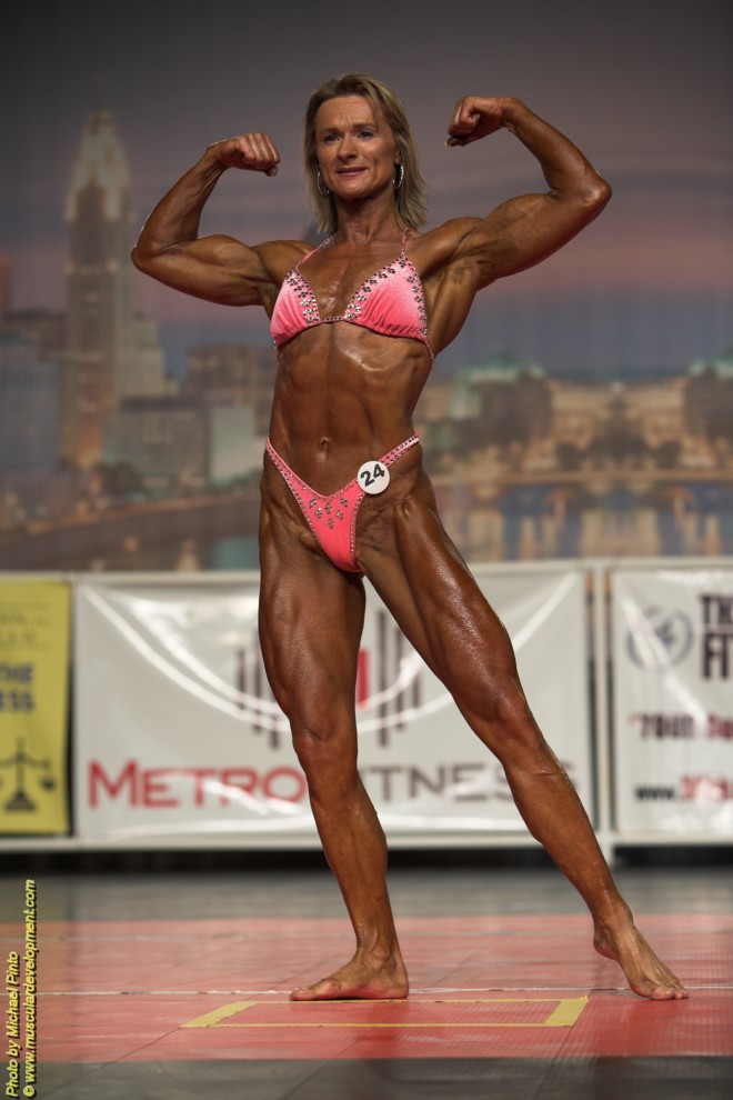 2008 arnold amateur results