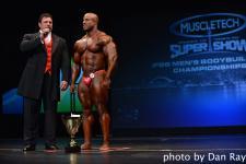 Victor Martinez - Toronto Pro 2013