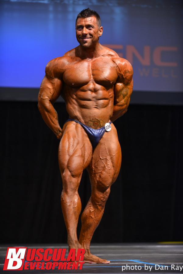 Manuel Manchado - Toronto Pro 2013