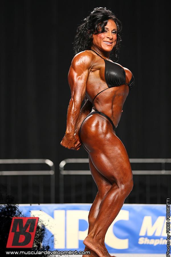 Jessica Simonet Thick Especially In The Upper Body