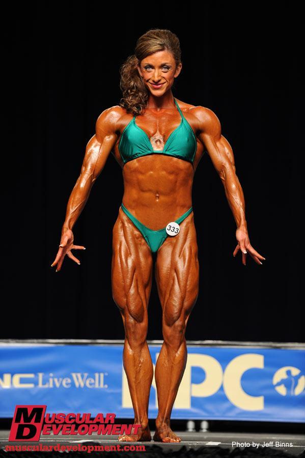 Geraldine Morgan Fbb Hard Muscles Arnold Amateur Results