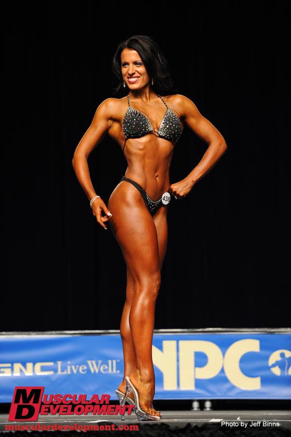 Lisa Peper - National Bodybuilding Championships - NPC 2009