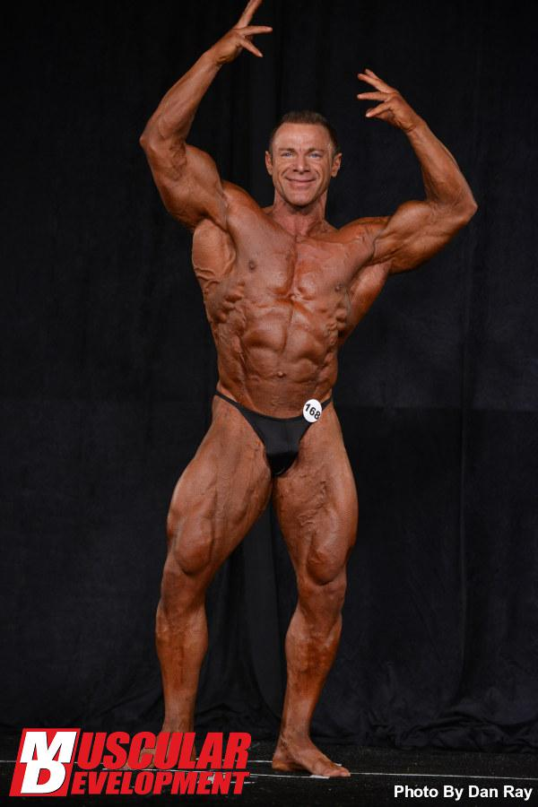 Robert Farrow - Masters National Bodybuilding Championships 2013