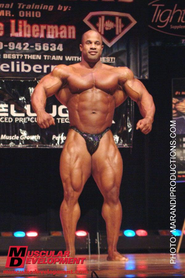 Victor Martinez guest posing @ Natural Northern USA (Oct 3)