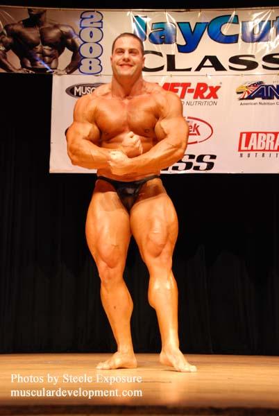 Evan Centopani Guest Posing in New England