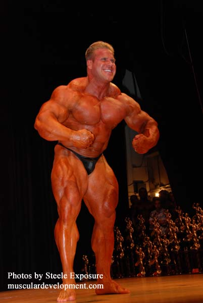 Jay Cutler Guest posing in New England