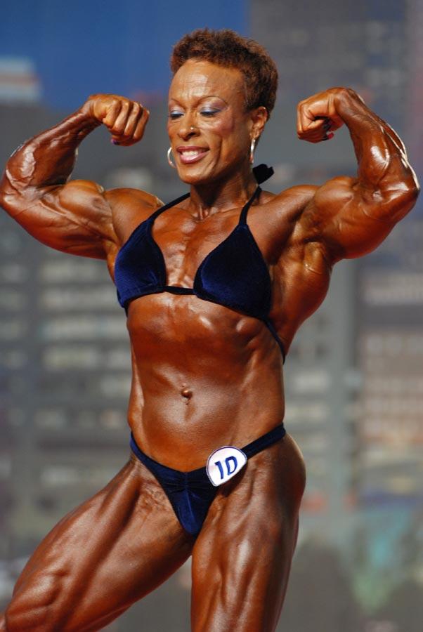 Arnold Classic - 2008 Ms. International Bodybuilding