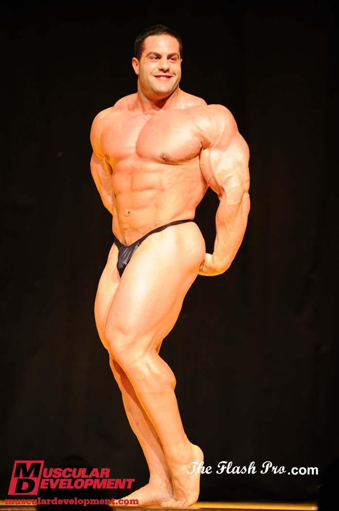 """Evan Centopani guest posing at """" Beauty And The Beast 2009"""""""