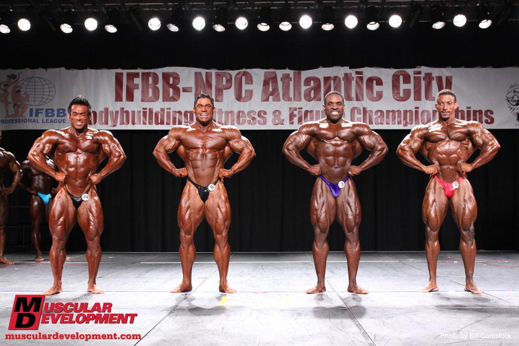 2009 Atlantic City Pro - official pics