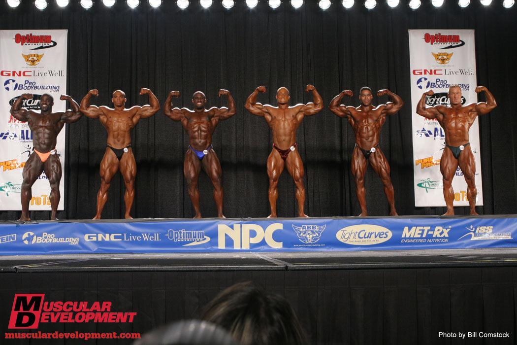 2009 Junior Nationals - prejudging pics