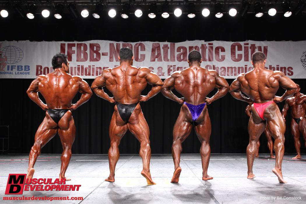 Gustavo vs Hide vs Troy vs Melvin - 2009 Atlantic City Pro