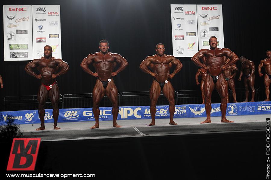 NPC nationals 2012
