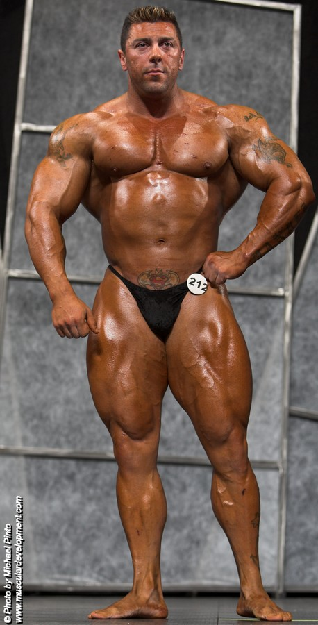 Manuel Manchado - Arnold Amateur 2007