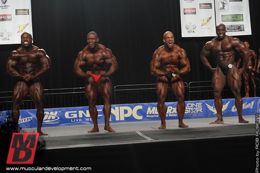 NPC Nationals 2012 Report
