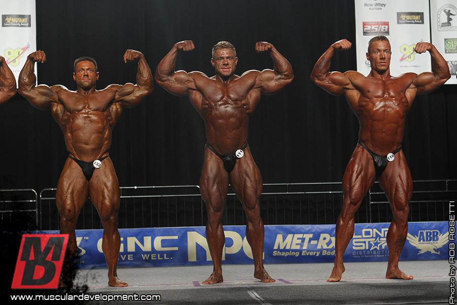 npc national bodybuilding championships