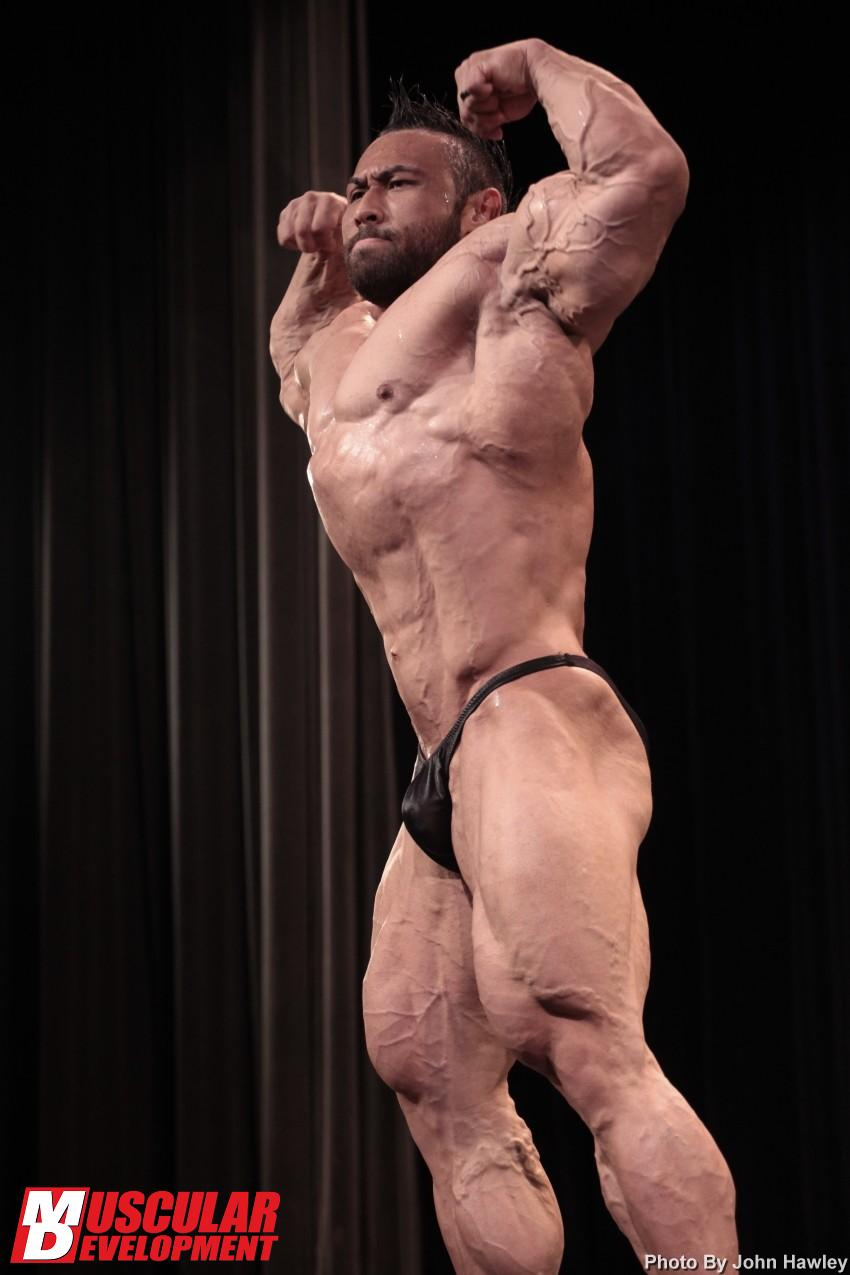 Jason Huh 2 weeks out from the 2012 Tampa Pro