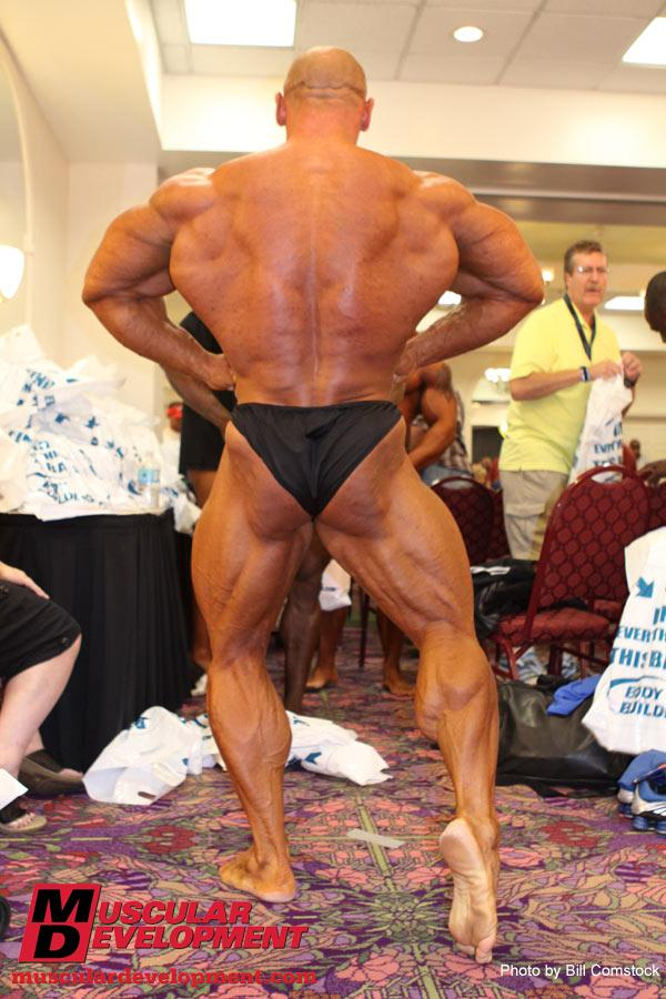 2009 USA's weigh-in pics