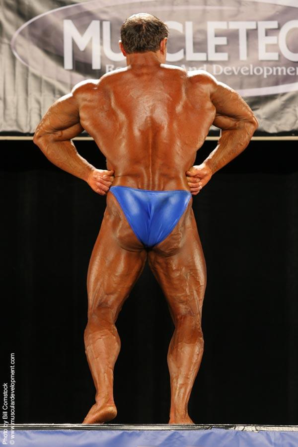 Robert Farrow - Junior Nationals Bodybuilding, Fitness & Figure Championships 2005