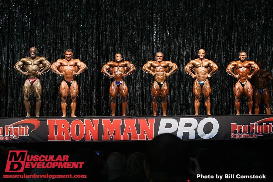 Official Ironman 09 Prejudging pics