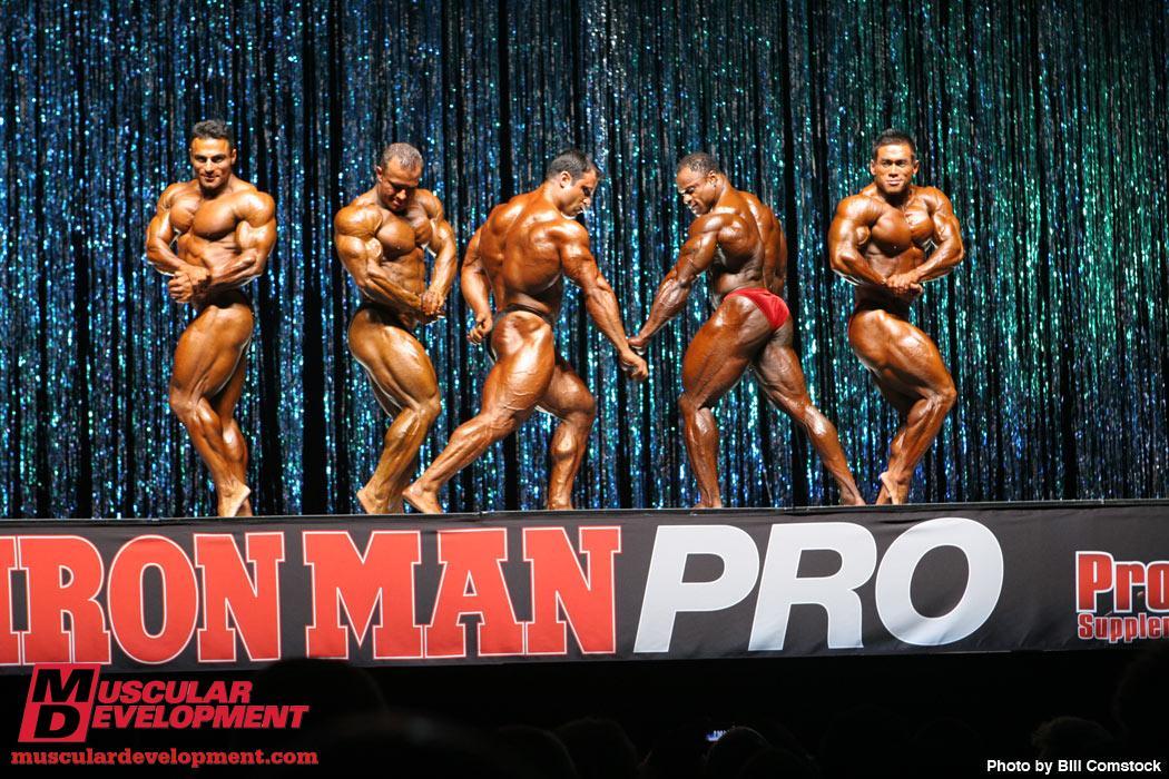 Ironman 09 - photos from finals