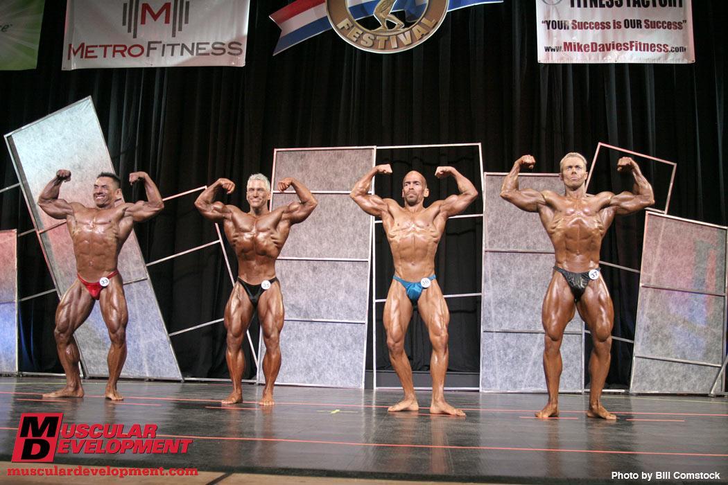 2009 Arnold Amateur Classic pre-judging pics!
