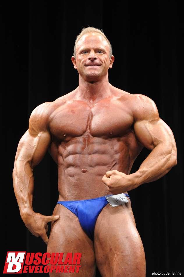 Florian Bruno - NPC Steve Stone Metroplitan Championships 2011