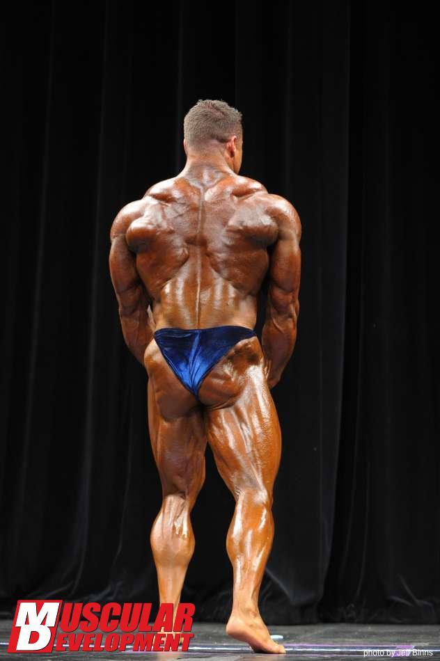 Anthony Pasquale - NPC Steve Stone Metroplitan Championships 2011