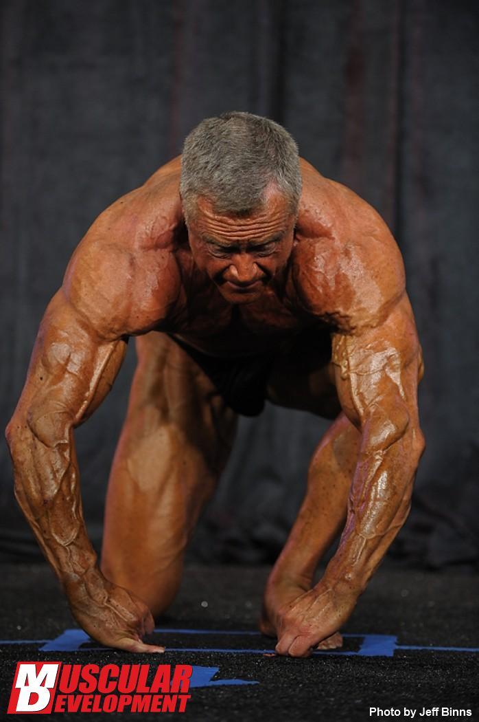 William Dauber Bodybuilder William Dauber Masters