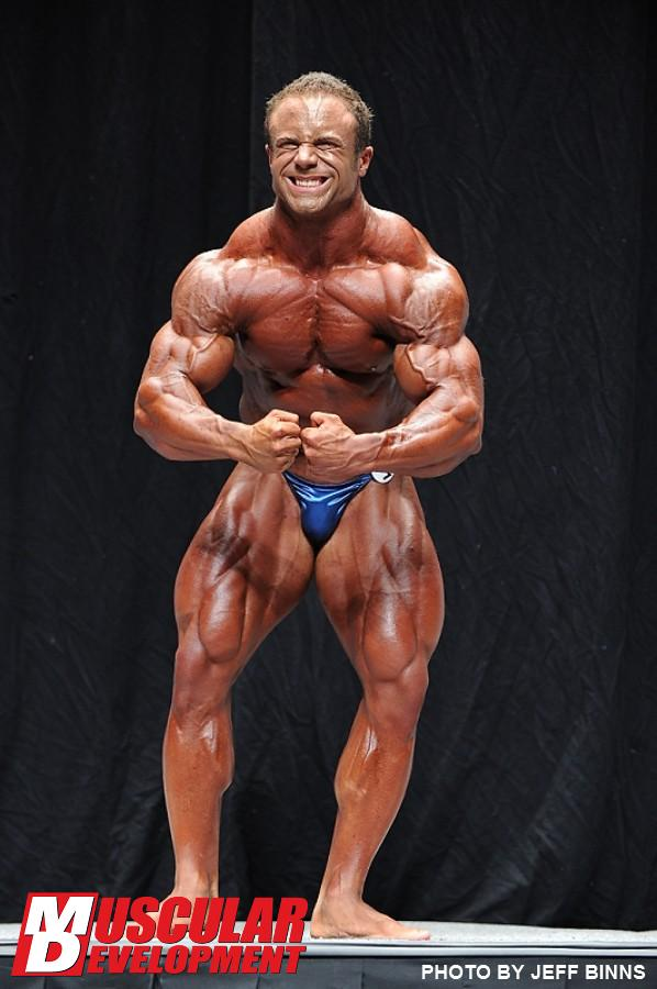 Winning the Nationals or USA Body building - Professional Muscle