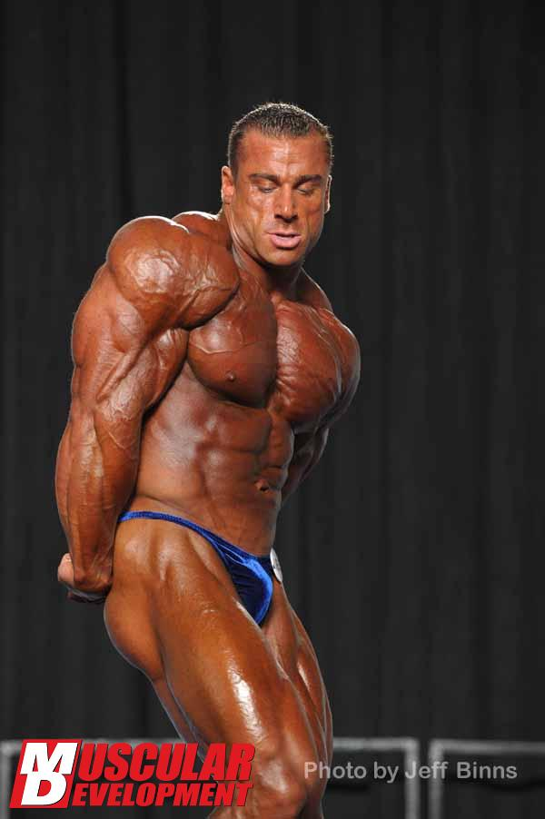 Anthony Pasquale - Junior Nationals Bodybuilding, Fitness & Figure Championships 2012