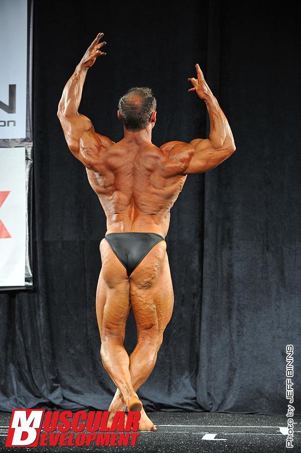 Robert Farrow - IFBB North American Championships 2012