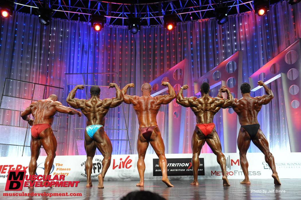 2010 Arnold Classic official photos thread!