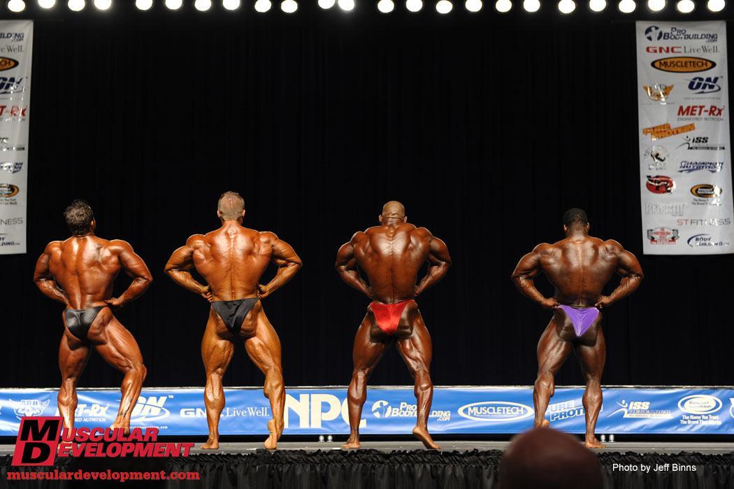 2009 NPC Nationals official pics!