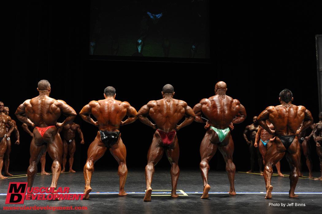 2010 Phoenix Pro - top 5 comparisons
