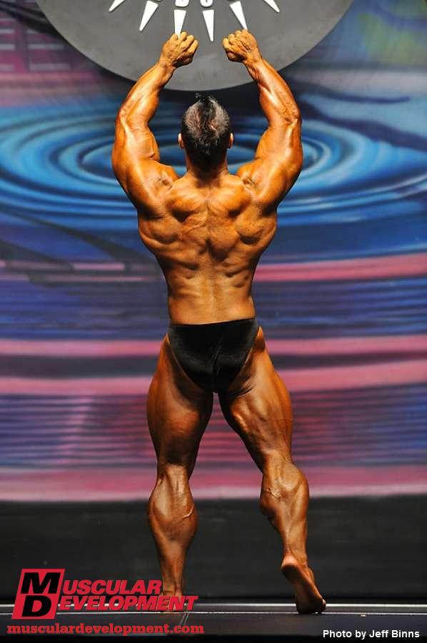 Brazilian men and world bodybuilders  Erik