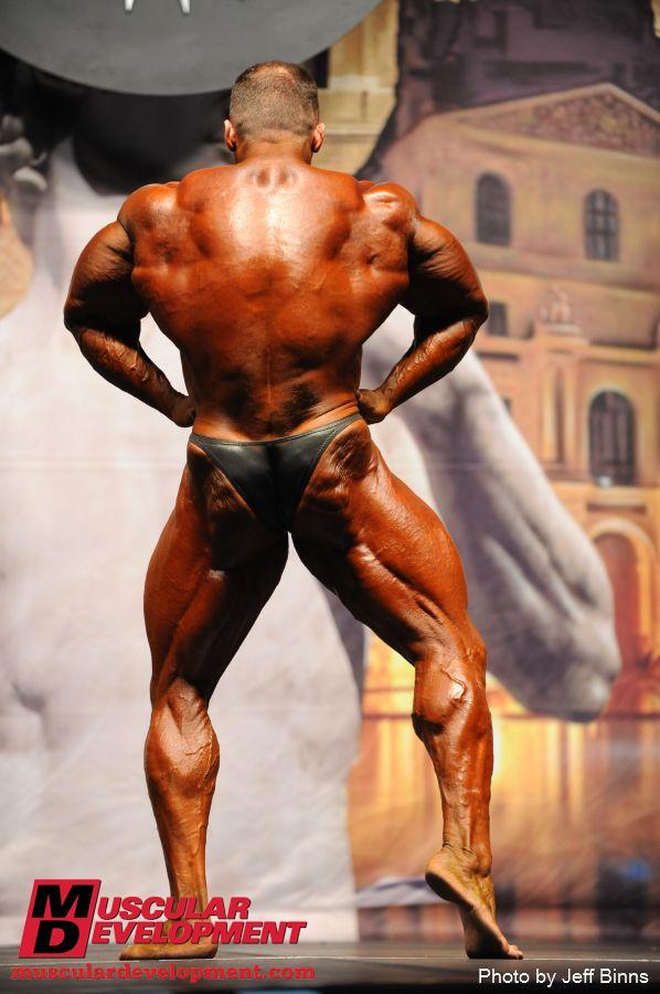 2010 Europa Show of Champions - competitors list, pics, info..etc