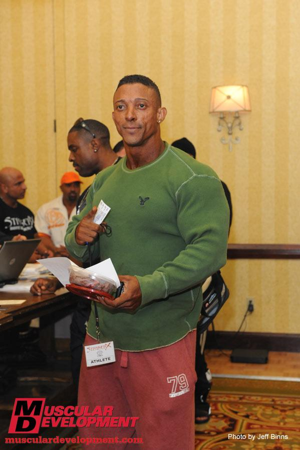 2010 Phoenix Pro - 1 day out interviews and posing