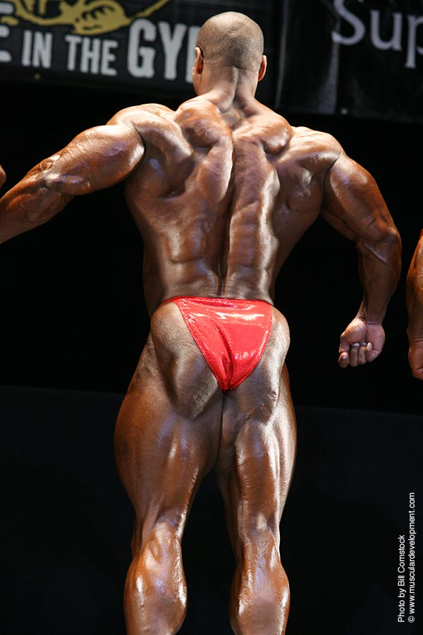 Lionel Brown - National Bodybuilding Championships 2006