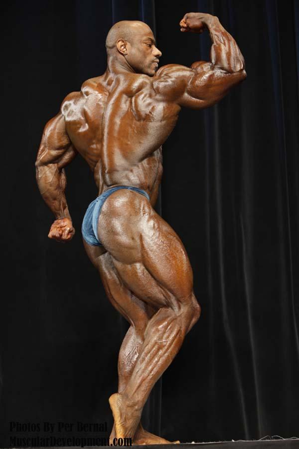 Dexter Jackson Arnold Classic Pics