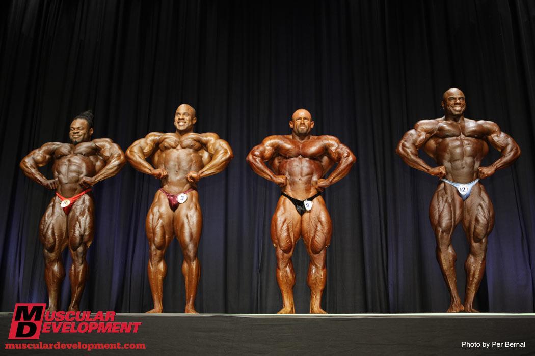 2009 Arnold Classic official pre-judging pics!