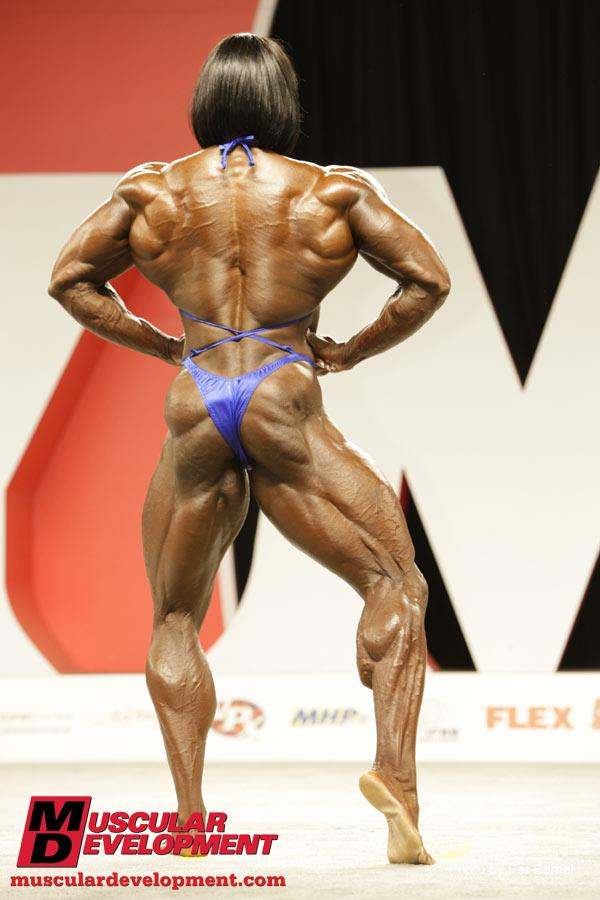 Official Prejudging Discussion Thread (2009 Mr.Olympia)