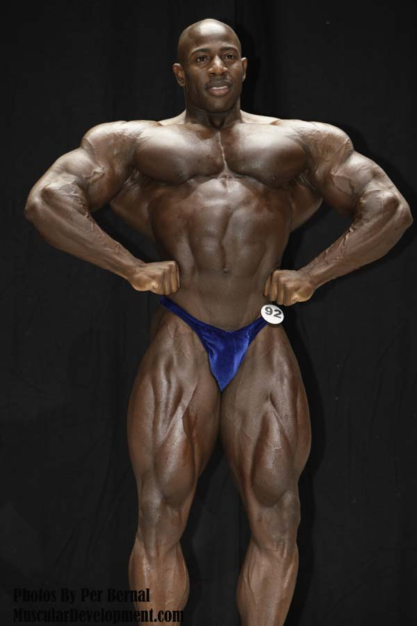 Drew Jemmott 1 day before the Nationals