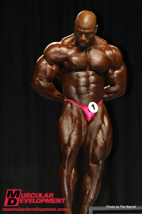 Official Mr.Olympia 2008 Pre-Judging Discussion Thread