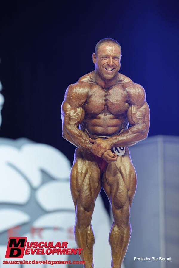 John Hodgson - Bodybuilder
