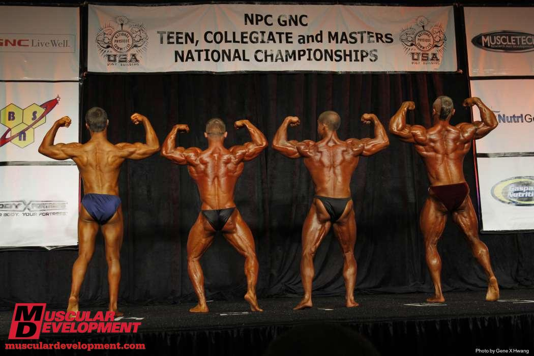 2010 Teen nationals:  Who should have won?