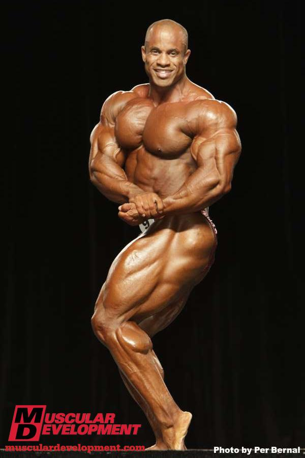 Mr Olympia 2010 - Results!