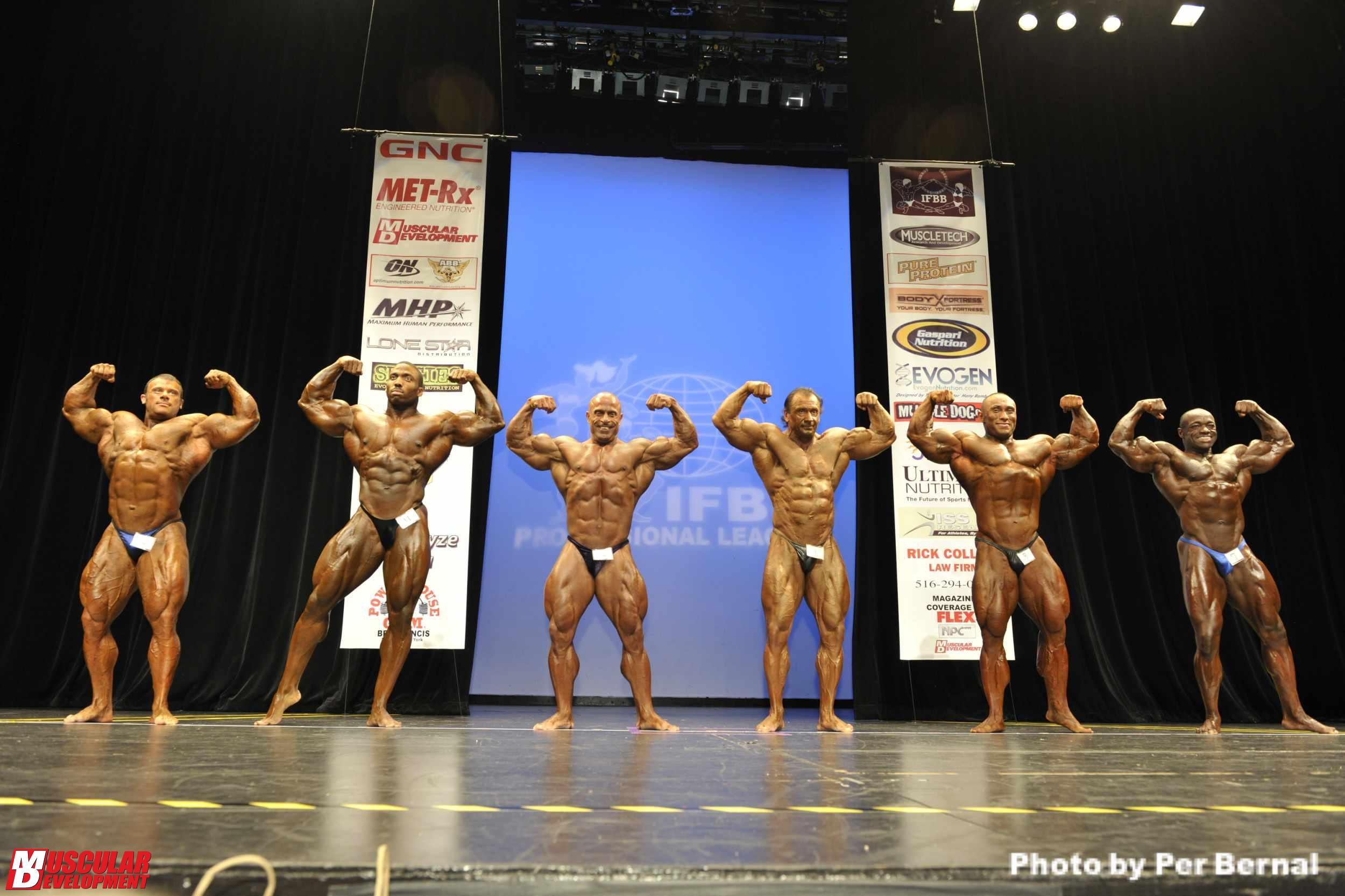 2011 NY Pro PICS & VIDEOS